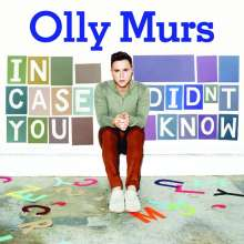 Olly Murs: In Case You Didn't Know, CD
