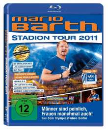 Mario Barth: Stadion Tour 2011 (Blu-ray), Blu-ray Disc