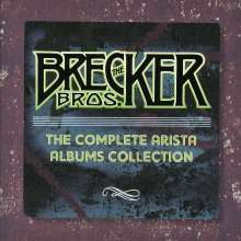 Brecker Brothers: The Complete Arista Albums Collection, 8 CDs