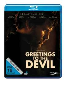 Greetings To The Devil (Blu-ray), Blu-ray Disc