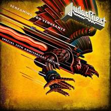 Judas Priest: Screaming For Vengeance (Special 30th Anniversary Edition) (CD + DVD), CD