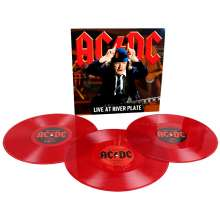 AC/DC: Live At River Plate 2009 (Limited Edition) (Red Vinyl), 3 LPs