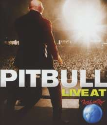 Pitbull: Live At Rock In Rio, DVD