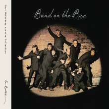 Paul McCartney: Band On The Run (2010 Remaster), CD