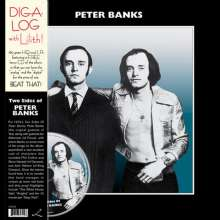 Peter Banks: Two Sides Of Peter Banks (LP + CD), LP