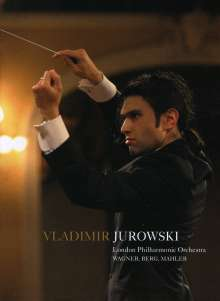 Vladimir Jurowski from the Royal Festival Hall, 2 DVDs