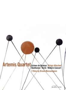 Artemis Quartet (Dokumentation), DVD