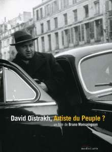 David Oistrach - Artist of the People?, DVD