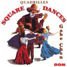 Chen Gab: Square dances, CD