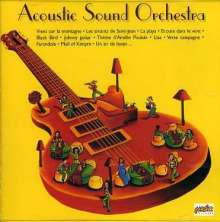 Acoustic Sound Orchestra: Acoustic Sound Orchestra, CD