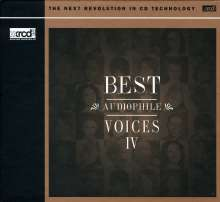 Best Audiophile Voices IV, XRCD