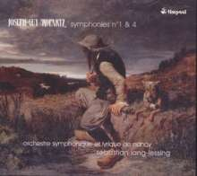 Joseph Guy Ropartz (1864-1955): Symphonien Nr.1 & 4, CD
