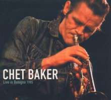 Chet Baker  (1929-1988): Live In Bologna, CD
