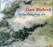 Dave Brubeck  (1920-2012): All The Things You Are - Jazz Reference, CD