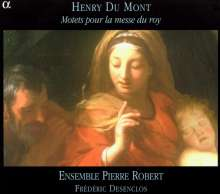 Henri Dumont (1610-1684): Motets pour la Messe de Roy, CD