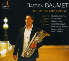 Bastien Baumet - Art of the Euphonium, CD
