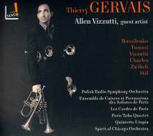 Thierry Gervais, CD