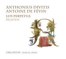 Lux Perpetua (Requiem), CD