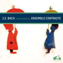 Bach: transcriptions diverses 3770001901237