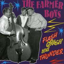 Farmer Boys: Flash, Crash And Thunder, CD