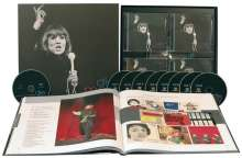 Gisela May: Die May (8CD + DVD), 8 CDs