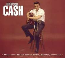 Johnny Cash: Unseen Cash From William Speer's Studio (180g) (Ltd. Edt.), LP