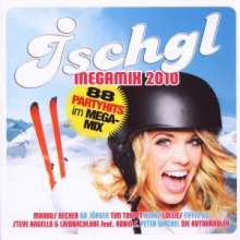 Various Artists: Ischgl Megamix 2010, 2 CDs