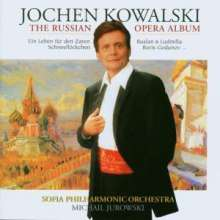 Jochen Kowalski - The Russian Opera Album, CD
