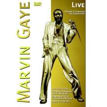 Marvin Gaye: Live - I Heard It Through Grapevine, DVD