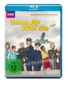 Come Fly With Me Staffel 1 (Blu-ray), Blu-ray Disc