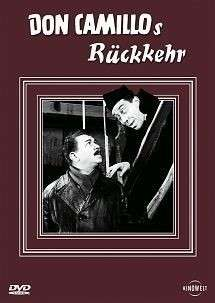 Don Camillo & Peppone: Don Camillos Rückkehr, DVD