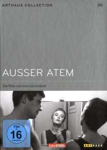 DVD Außer Atem in der Arthaus Collection