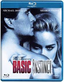 Basic Instinct (Blu-ray), Blu-ray Disc