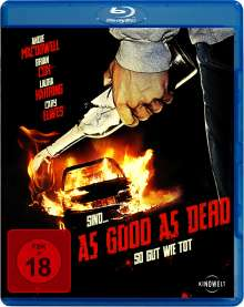 As Good As Dead (Blu-ray), Blu-ray Disc