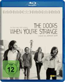 The Doors - When You're Strange (Blu-ray), Blu-ray Disc