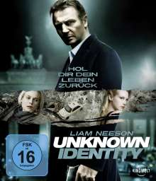 Unknown Identity (Blu-ray), Blu-ray Disc