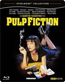 Pulp Fiction (Steelbook) (Blu-ray), Blu-ray Disc