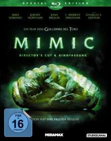 Mimic (Blu-ray), Blu-ray Disc