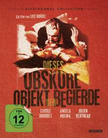Dieses obskure Objekt der Begierde (Studio Canal Collection) (Blu-ray), Blu-ray Disc