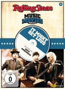It Might Get Loud (OmU) (Rolling Stone Music Movies Collection), DVD