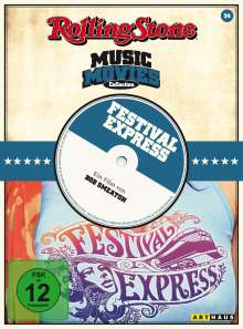 Festival Express (OmU) (Rolling Stone Music Movies Collection), DVD