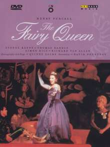 Henry Purcell (1659-1695): The Fairy Queen, DVD