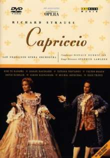 Richard Strauss (1864-1949): Capriccio, DVD