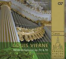 Louis Vierne (1870-1937): Pieces de Fantaisie Vol.2, SACD