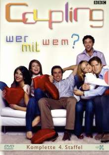 Coupling Staffel 4, 2 DVDs