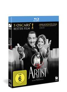 The Artist (Blu-ray), Blu-ray Disc