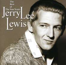 Jerry Lee Lewis: The Best Of The Sun Years, CD