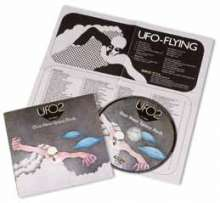 UFO: UFO 2: Flying - One Hour Space Rock, CD