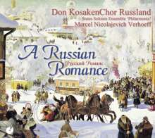 Don Kosaken Chor - A Russian Romance, CD