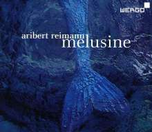 Aribert Reimann (geb. 1936): Melusine, 2 CDs